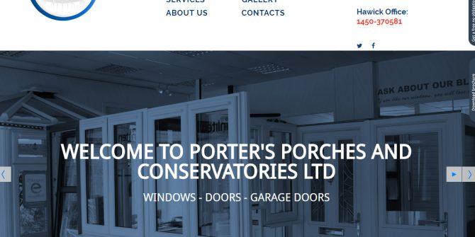 portersporches.co.uk