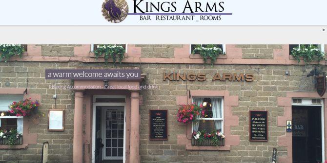 kingsarms-melrose.co.uk